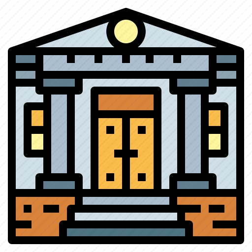 Architecture, classical, cultures, museum icon - Download on Iconfinder