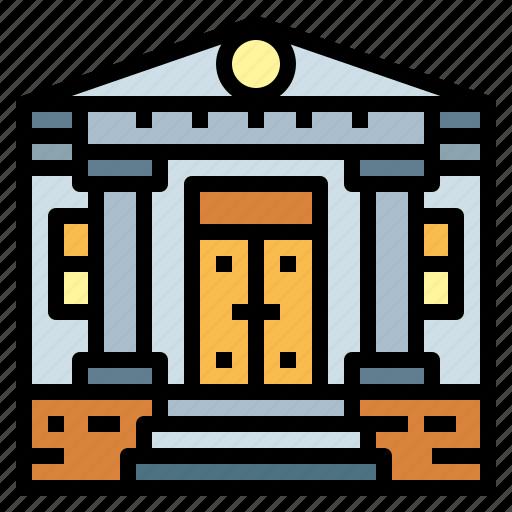 architecture, classical, cultures, museum icon