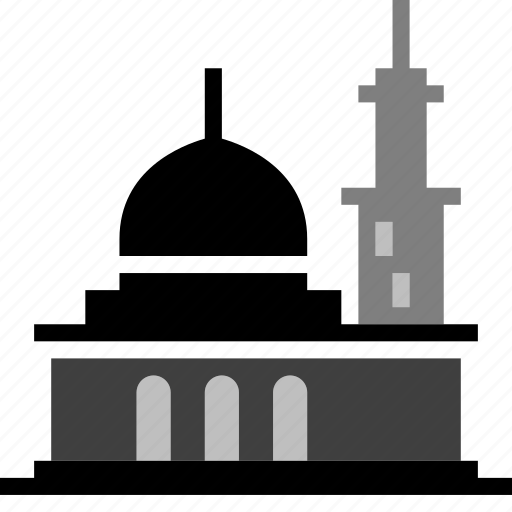 islam, islamic, mosque, muslim, religion, religious, worship icon