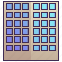 building, business, company, enterprise, headquarter icon