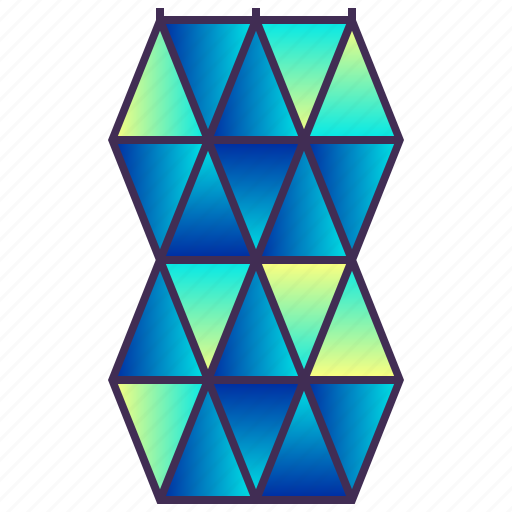 building, company, enterprise, geometric, headquarter icon