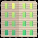 apartment, building, condo, enterprise, resident, victorian icon