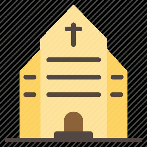 architecture, building, buildings, christian, church, pray, religion icon