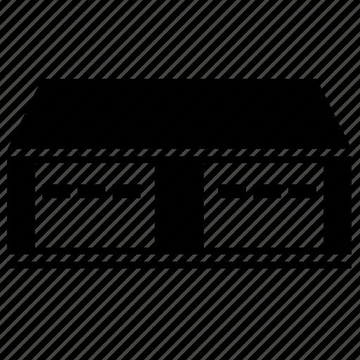 depot, storehouse icon