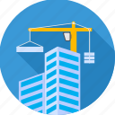 architecture, building, construction, repair, work icon