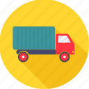 automobile, transport, transportation, travel, truck, van, vehicle icon