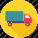 truck, automobile, transport, transportation, travel, van, vehicle