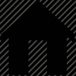 home, house, hut, shack, villa, webpage home icon