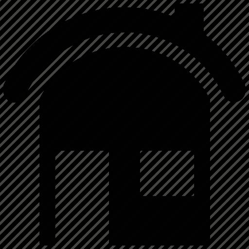 home, house, lodge, villa icon