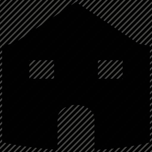 barn, building, farm house, storehouse icon
