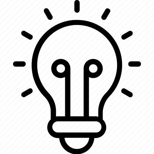 bulb, bulb energy, electric light, light, lightbulb icon
