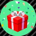 anniversary, birthday, celebration, party, gift, present, xmas