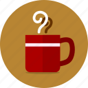break, coffee, easy, relax, zen icon