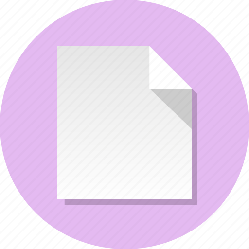blank, documents, note, page, post, post-it, sheet icon