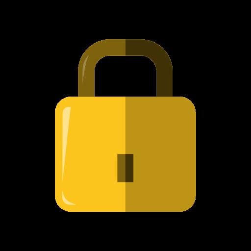 combination lock, key, lock, locker, privacy, safe, secure icon