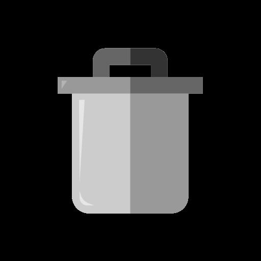 bin, garbage, garbage man, recycle, recycling, tin garbage, trash icon