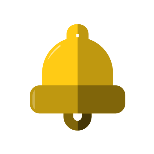 bell, noise, notification, ring, ringtone, sound icon