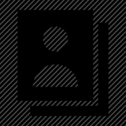 avatar, contact, identity, people, profile icon