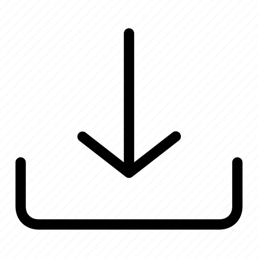 arrow, attachment, cloud, download, upload icon