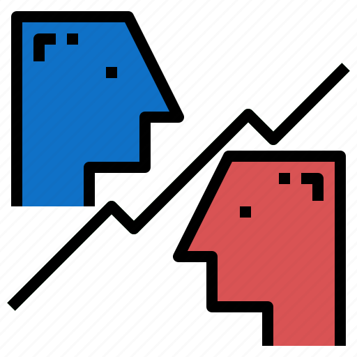 Conflict, disagreement icon - Download on Iconfinder