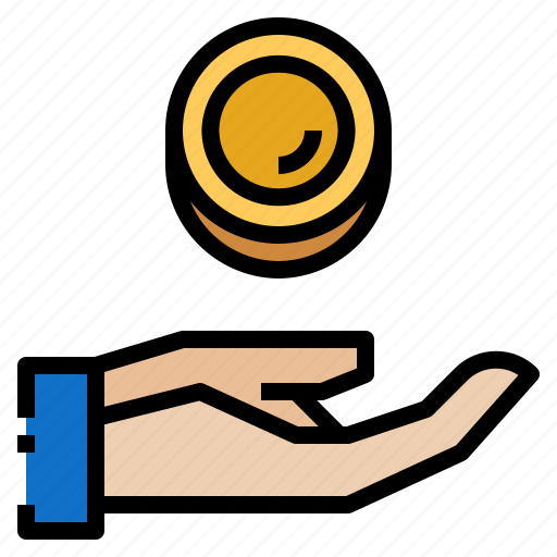 Coin, money, saving icon - Download on Iconfinder
