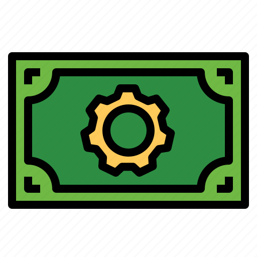 finance, management, money icon