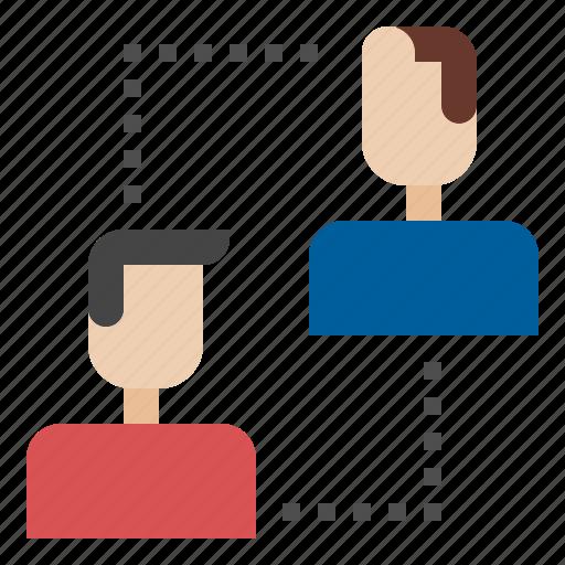 Businessman, team icon - Download on Iconfinder