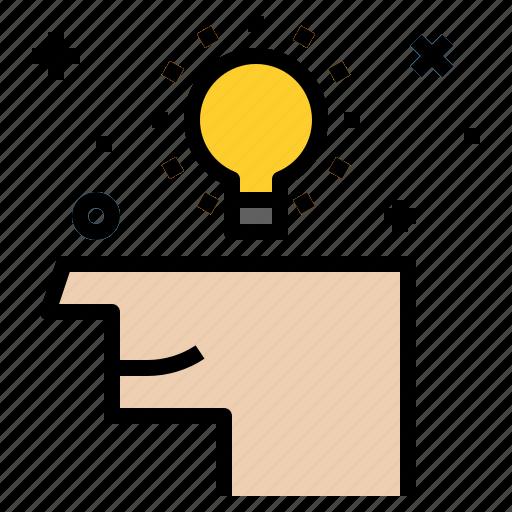 comment, communication, concept, feedback, idea, opinion icon