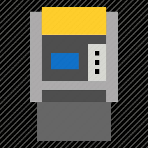 atm, atmcard, atmmachine, bank icon