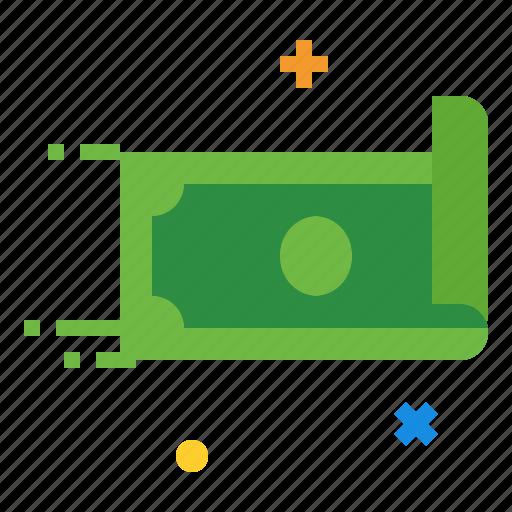 banknote, bills, cash, money icon