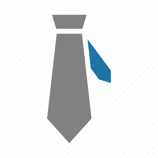 business, finance, office, people, tie icon