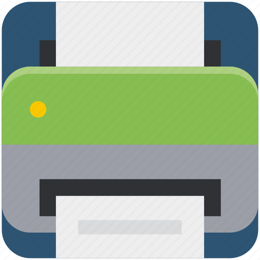 business, device, fax, office, print, printer, printing icon