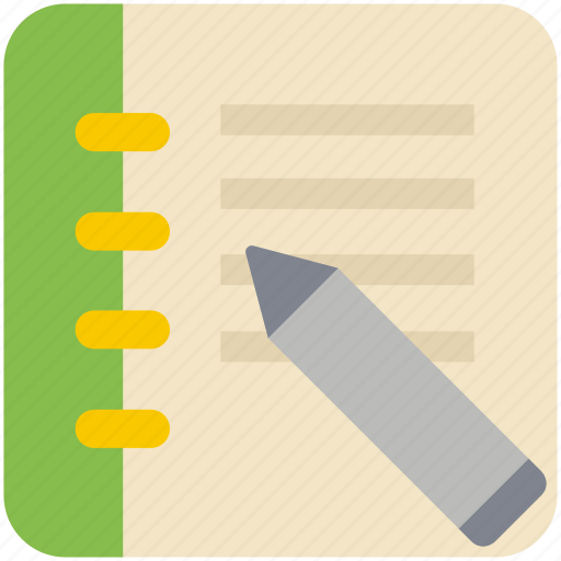 address, book, bookmark, contact, edit, pencil icon
