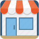 business, market, shop, shopping, store icon