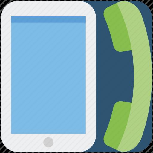 call, mobile, phone, phone call, smartphone icon