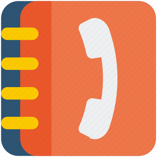 address, book, bookmark, contact, phone icon