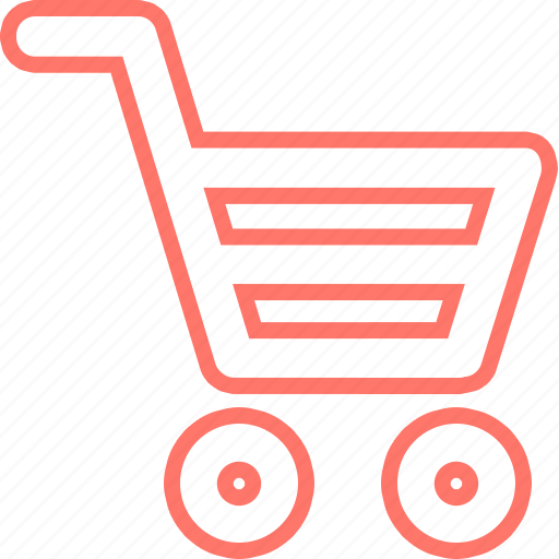 basket, cart, commerce, delivery, ecommerce, shipping, shopping icon