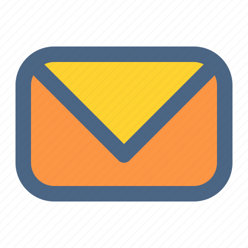 Mail, email, communication, message, envelope icon - Download on Iconfinder