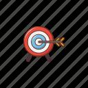 target, success, goal, business, finance