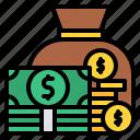money, cash, coin, business