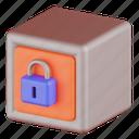 safety, box, deposit, safebox