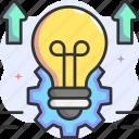 idea, solution, invention, innovation