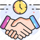 contract, deal, agreement, partnership, handshake