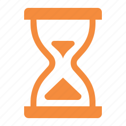 deadline, hourglass, time efficiency, timing icon
