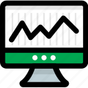 cyber statistics, site ranking, traffic statistics, web analysis, website analysis icon