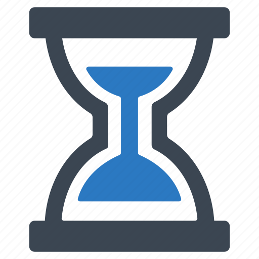 business, deadline, hourglass, target, time, time management, timer icon