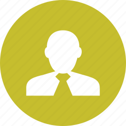 business, businessman, male, man, office, person icon