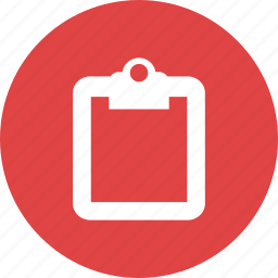 checklist, clipboard, document, file, plan, report icon