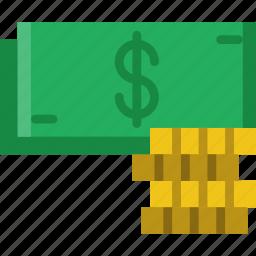 business, change, finance, marketing icon