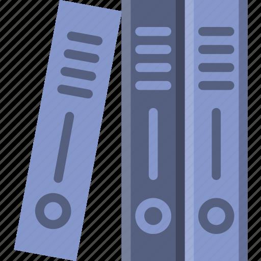 binder, business, finance, marketing icon